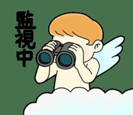 Angel sticker #1084030