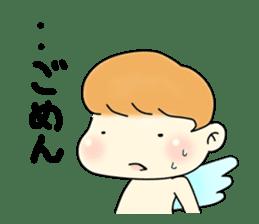 Angel sticker #1084032