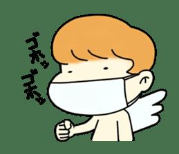 Angel sticker #1084033