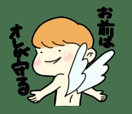 Angel sticker #1084037