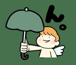 Angel sticker #1084044