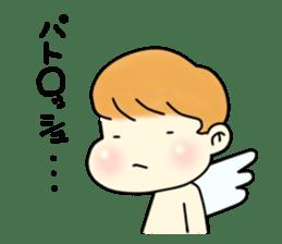 Angel sticker #1084046