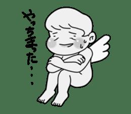 Angel sticker #1084051
