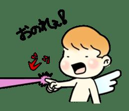 Angel sticker #1084054