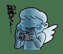Angel sticker #1084057