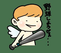Angel sticker #1084058