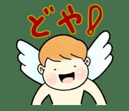 Angel sticker #1084060