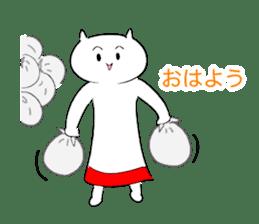 The Cat Girl (Nekomi) sticker #1084946