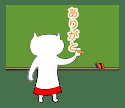 The Cat Girl (Nekomi) sticker #1084948