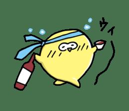 SHIRU KUMA-CAFE sticker #1086001