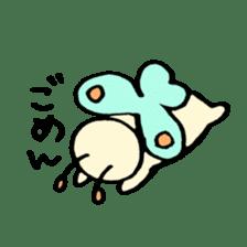 Tehutehu sticker #1086750