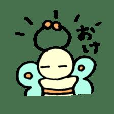 Tehutehu sticker #1086752