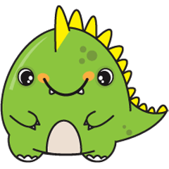 Cutest dinosaur pack
