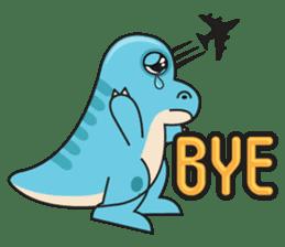 Cutest dinosaur pack sticker #1087211