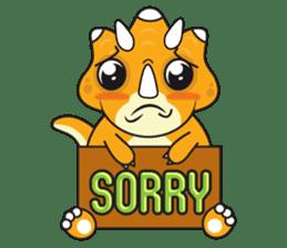 Cutest dinosaur pack sticker #1087212