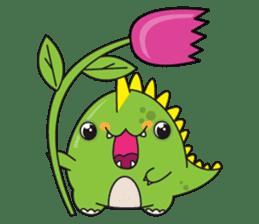 Cutest dinosaur pack sticker #1087216