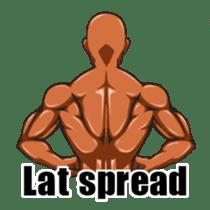 Muscle Sticker sticker #1087592