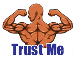 Muscle Sticker sticker #1087602