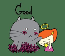 Cat Berm & Tidkib sticker #1087748
