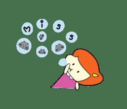 Cat Berm & Tidkib sticker #1087773