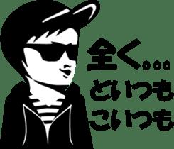 sunglasses people vol.3 sticker #1087870