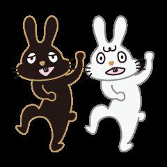 Rabbit brother [Friends series]