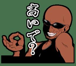 SUPER HERO KANSAI sticker #1089998