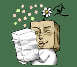 Secret Report - Moheji sticker #1090709