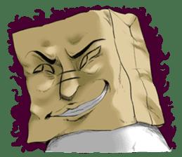 Secret Report - Moheji sticker #1090721