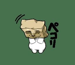 Secret Report - Moheji sticker #1090730