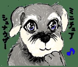 Healing dogs from fairy tale sticker #1092552