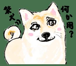 Healing dogs from fairy tale sticker #1092561