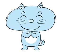 Naughty Cat Gang (English version) sticker #1095986