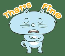 Naughty Cat Gang (English version) sticker #1095988