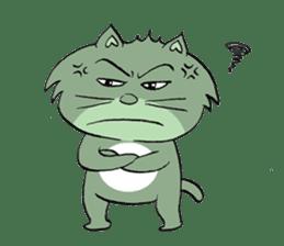 Naughty Cat Gang (English version) sticker #1096011