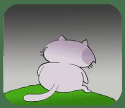 Naughty Cat Gang (English version) sticker #1096018