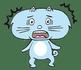 Naughty Cat Gang (English version) sticker #1096021