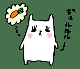 Marshmallow Bunny sticker #1096753
