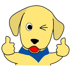 Yellow Lab Ponta
