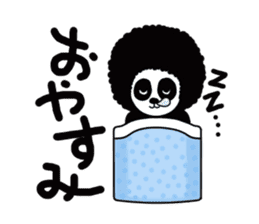 BOMBER PANDA sticker #1097868