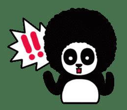 BOMBER PANDA sticker #1097874