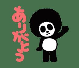BOMBER PANDA sticker #1097877