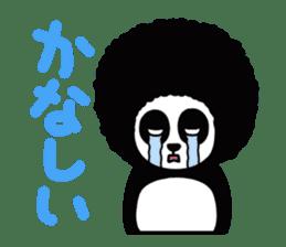 BOMBER PANDA sticker #1097879