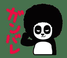 BOMBER PANDA sticker #1097887