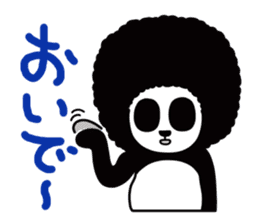 BOMBER PANDA sticker #1097888