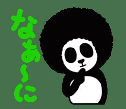 BOMBER PANDA sticker #1097889