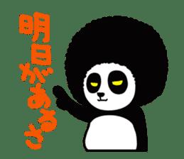 BOMBER PANDA sticker #1097904