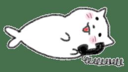 Cat Seal Sticker sticker #1098054