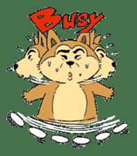 akita ken sticker #1098193