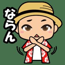 We are Uchinanchu! sticker #1098908